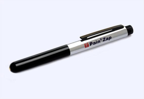 Hokus-pokus-pen klikt de pijn weg PainZap